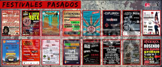 Festivales pasados 2014