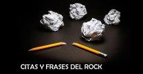 citas y frases rock