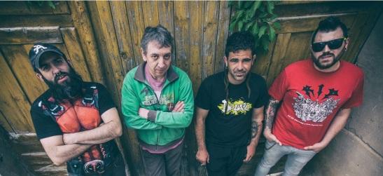 Josetxu Piperrak and The Riber Rock Band banda
